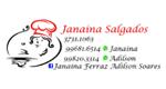 Logo Janaína Salgados e Cia