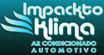 Logo Impackto Klima - Ar Condicionado Automotivo