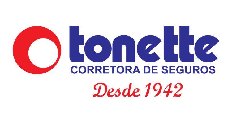 Logo Tonette Corretora de Seguros Ltda