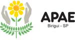 Logo APAE - Associação de Pais e Amigos dos Excepcionais de Birigui