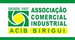 Logo ACIB Associação Comercial