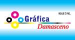 Logo Gráfica Damasceno
