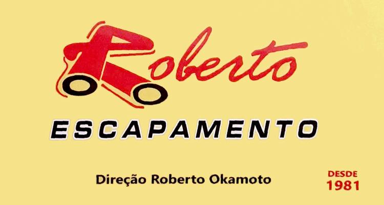 Logo Roberto Escapamento