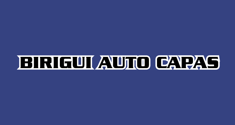 Logo Birigui Auto Capas