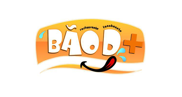 Logo Restaurante e Lanchonete Bão D+