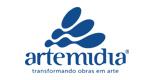 Logo Artemidia Gráfica e Editora