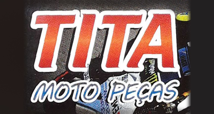 Logo Tita Moto Peças