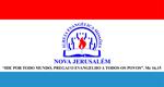 Logo Igreja Evangélica Missões Nova Jerusalém - SEDE