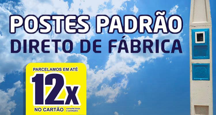 Logo Poste Padrão São Roque
