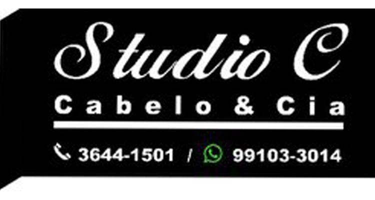 Logo Studio C - Cabelo & Cia