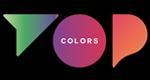 Logo Topcolors Comunicação Visual