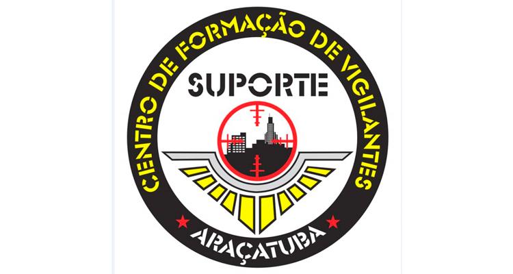 Logo Suporte - Centro de Formação de Vigilantes