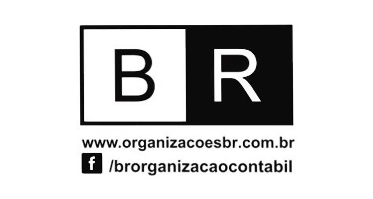 Logo BR Organização Contábil