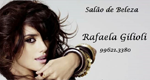 Logo Salão de Beleza Rafaela Gilioli