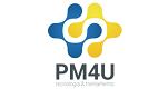 Logo PM4U Tecnologia e Treinamento Empresarial
