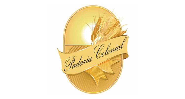 Logo Padaria Colonial II
