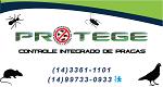 Logo Protege Controle Integrado de Pragas