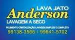 Logo Lava Jato Anderson