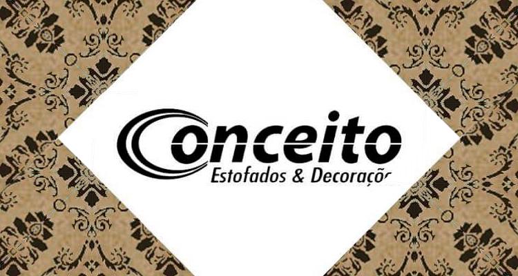 Logo Conceito Estofados & Decorações