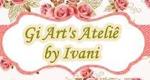 Logo Gi Art's Ateliê