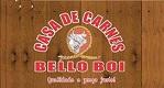 Logo Casa de Carnes Bello Boi