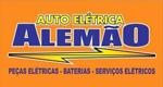 Logo Auto Elétrica Alemão