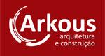 Logo Arkous Arquitetura e Construção