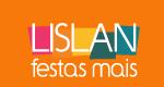 Logo Lislan Festas Mais