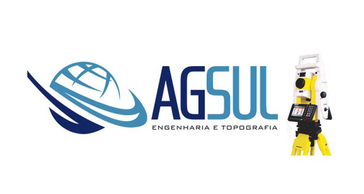 Logo AGSUL Engenharia e Topografia