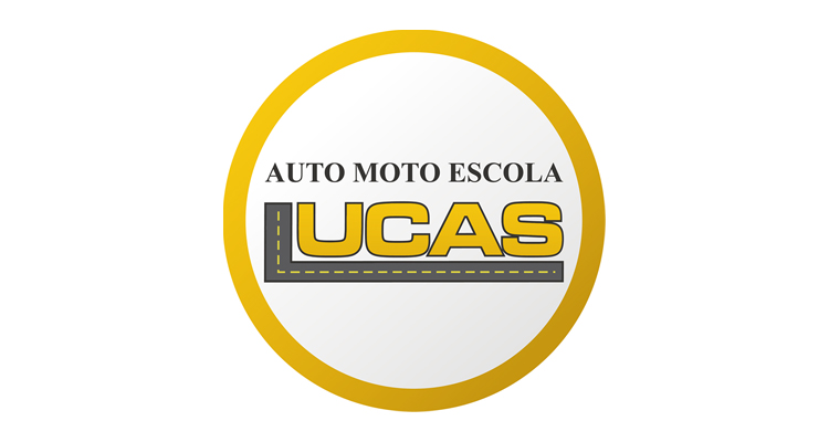 Logo Auto Escola Lucas