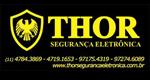 Logo Thor Segurança Eletrônica