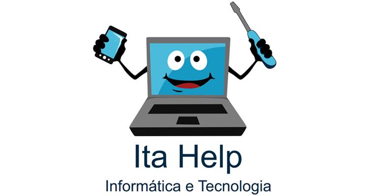 Logo Ita Help Informática e Tecnologia