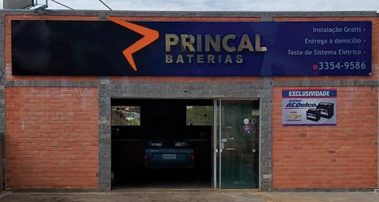 Princal Baterias - Loja 2