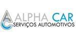 Logo Alpha Car Serviços Automotivos