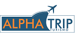 Logo Alpha Trip Turismo