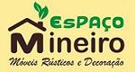 Logo Espaço Mineiro Móveis Rústicos