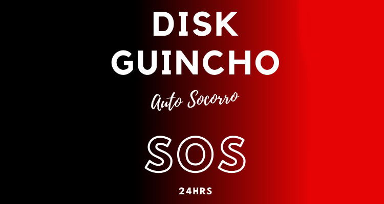 Disk Guincho Auto Socorro SOS - 24 Horas