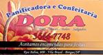 Logo Panificadora e Confeitaria Dora