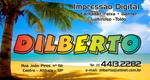 Logo Dilberto Comunicação Visual