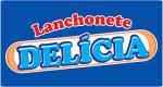 Logo Lanchonete Delicia