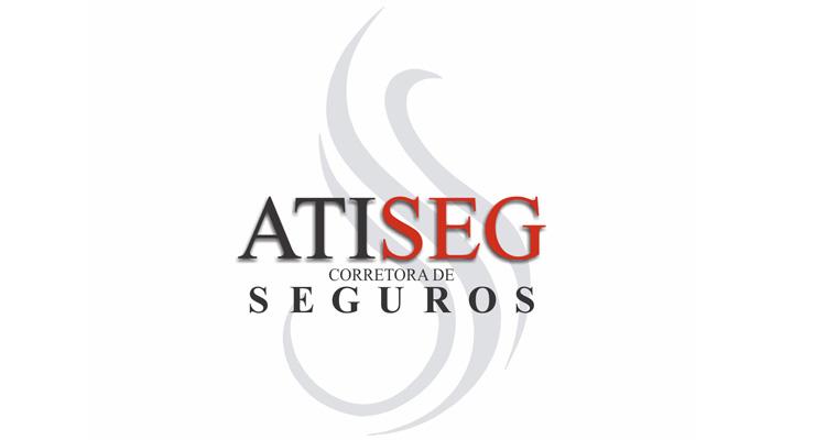 Logo Atiseg Corretora de Seguros
