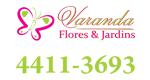 Logo Varanda Flores, Jardins & Goumert