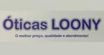 Logo Óticas Loony - Loja 3