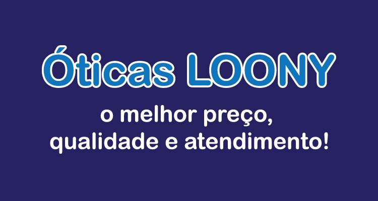 Logo Óticas Loony - Loja 2