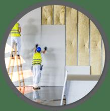 Drywall para Isolamentos
