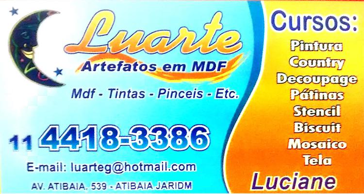 Logo Luarte Artesanato