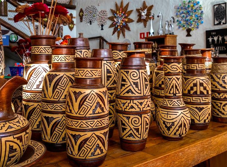 Conheça o artesanato Cerâmica Marajoara