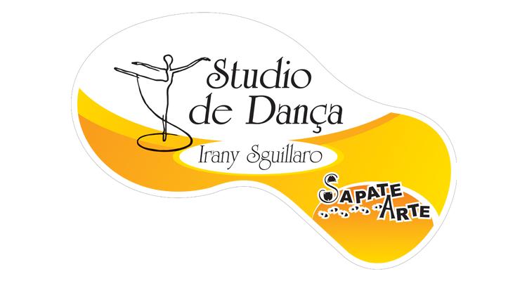 Logo Studio de Dança Irany Sguillaro - SapateArte