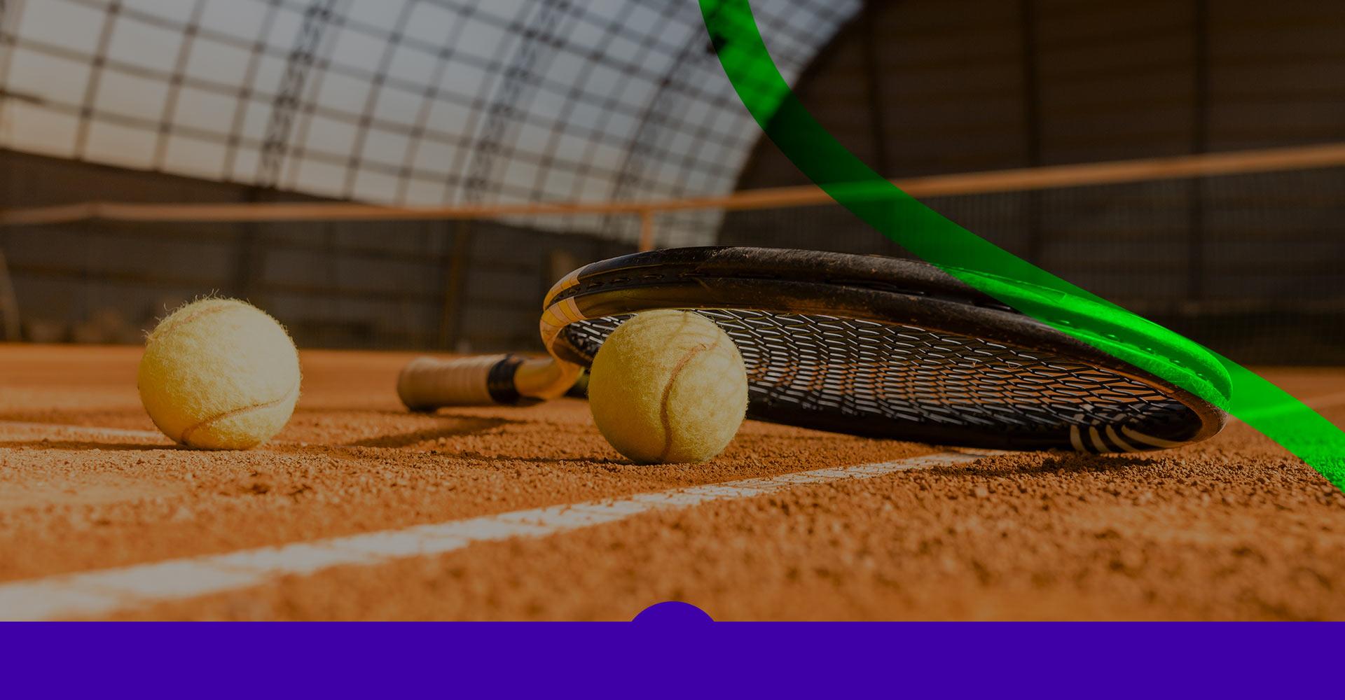 Jogar tênis não tem idade! Você já pode aprender com Leo Tennis, em Atibaia.