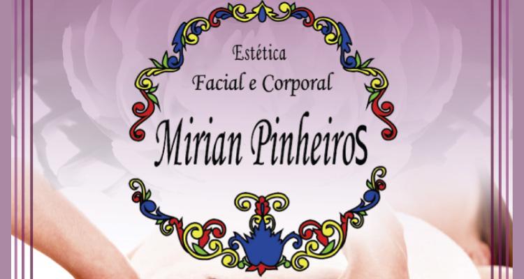 Logo Centro de Estética Mirian Pinheiros